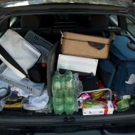 Materialwagen & Catering